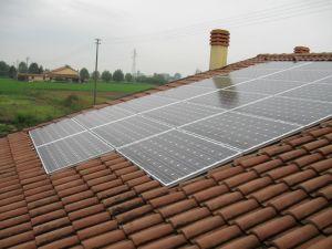 pannelli fotovoltaici linea tetto