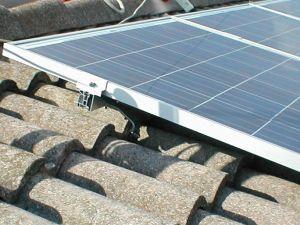 attacchi pannelli fotovoltaici